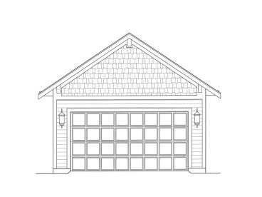 Detached Garage, 046H-0116