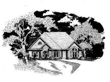 Affordable House Plan, 019H-0050