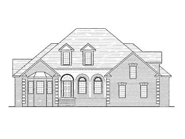 Family House Plan, 058H-0106