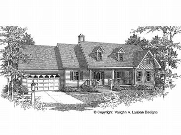 Victorian House Plan, 004H-0094