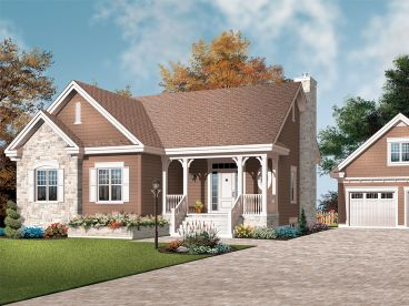 Affordable House Plan, 027H-0365