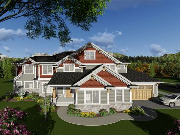 Luxury House Plan, 020H-0248