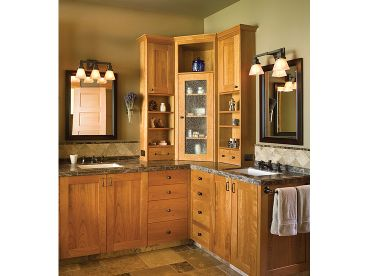 Master Bathroom, 034H-0152