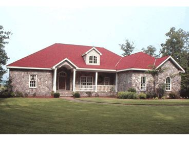 Home Plan Photo, 031H-0039