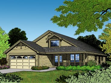Affordable House Plan, 043H-0029