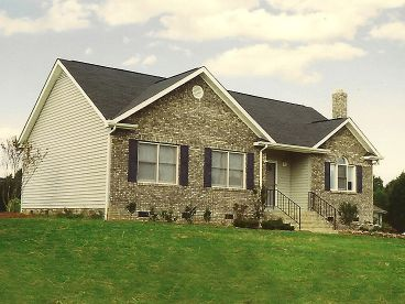 Small House Plans Small and Affordable Ranch Home Plan