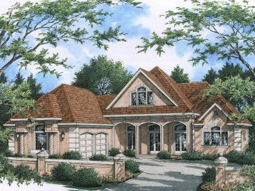 Sunblet House Plan, 021H-0229