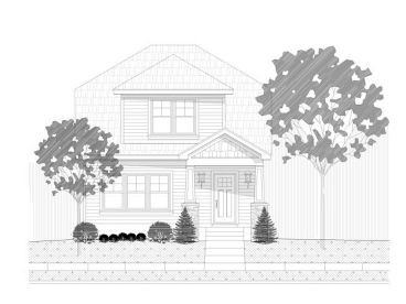 Craftsman Home Plan, 062H-0036