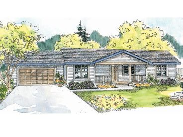 Affordable House Plan, 051H-0112