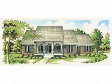 Ranch Home, 021H-0098