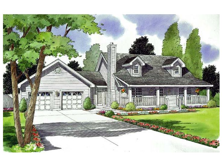 Affordable House Plan, 047H-0024