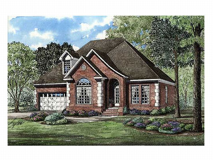 Affordable House Plan, 025H-0061