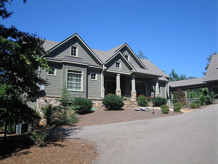 Mountain Ranch Home, 053H-0047