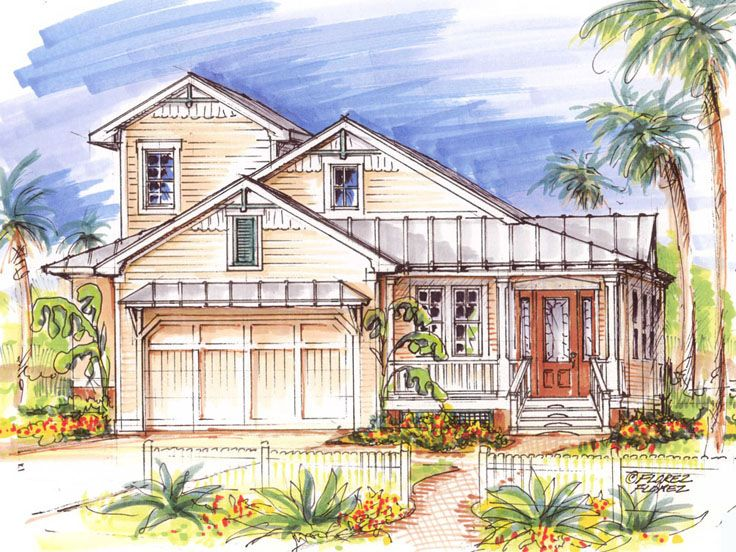 Florida Cracker Home Plans House Design Plans