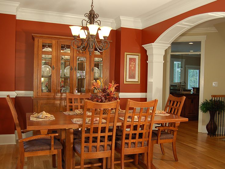 Dining Room Photo, 019H-0034