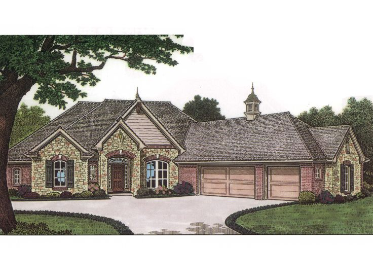 European Home Plan, 002H-0047