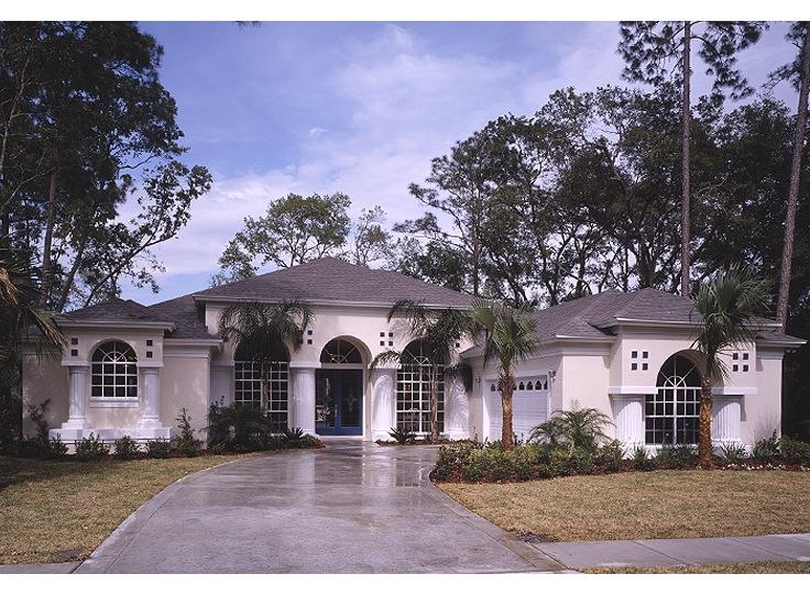 Florida House Plan Photo, 043H-0252