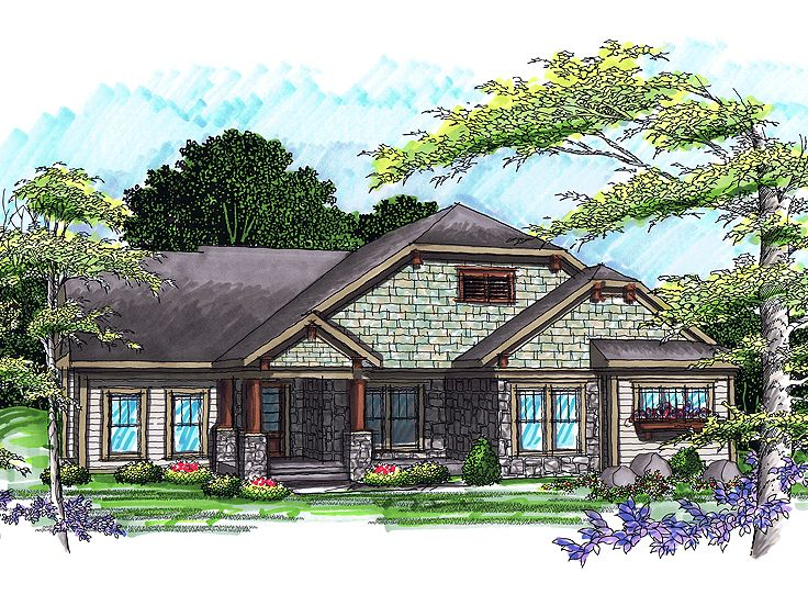 Home design plans empty nesters best review Best empty nester house plans
