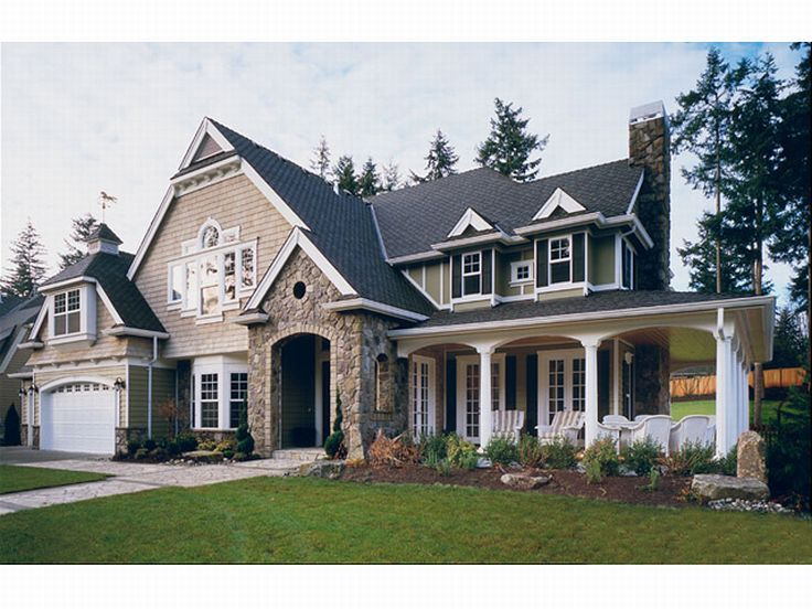 European Home Plan, 035H-0035