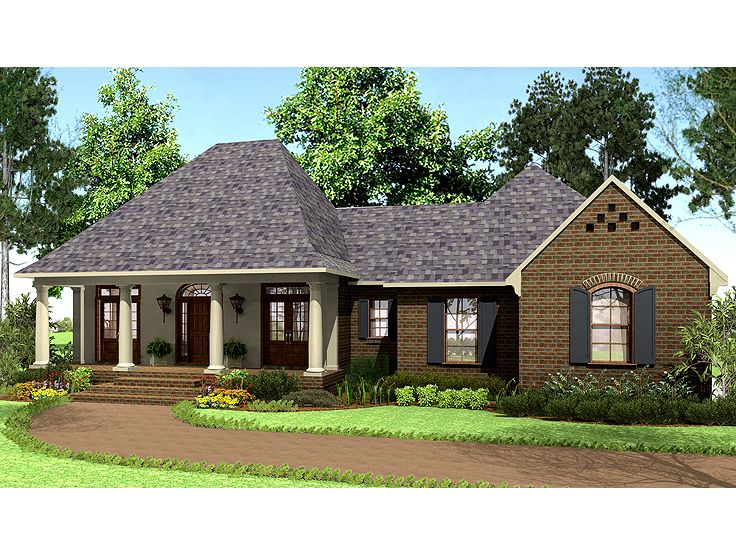 Plan 042H-0043 - Find Unique House Plans, Home Plans And Floor