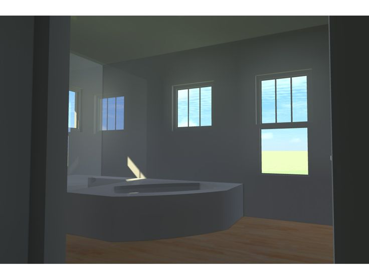 Master Bathroom, 052H-0024