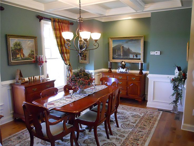 Dining Room Photo, 053H-0060