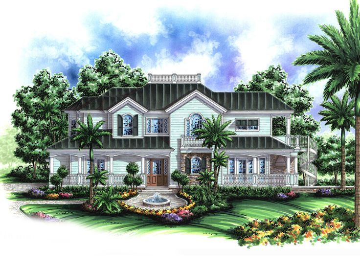 Country House, 037H-0113