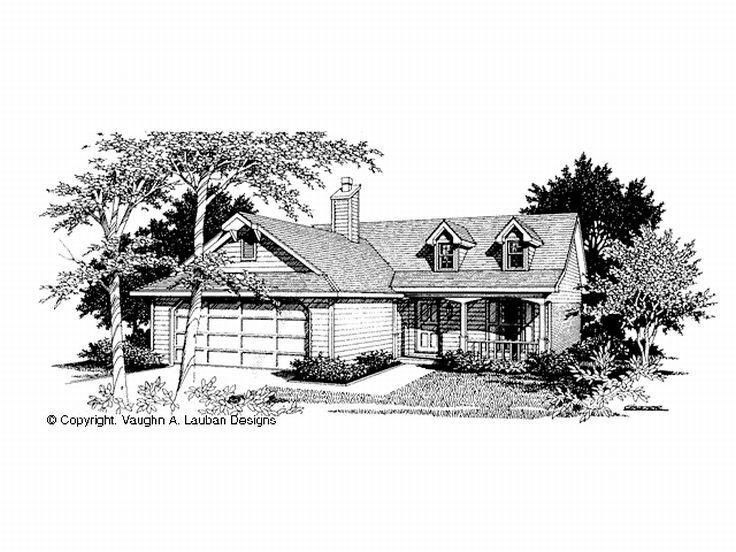 Affordable House Plan, 004H-0017