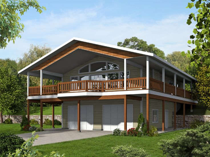 Plan 012g 0125 find unique house plans home plans and for Large carriage house plans