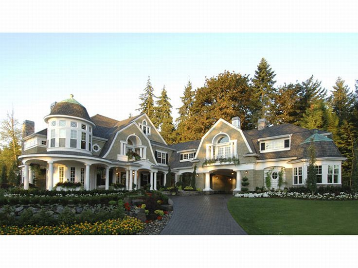 Plan 035h 0040 find unique house plans home plans and for Luxury mansion plans