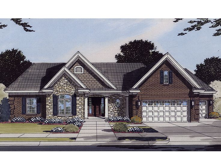 1-Story House Plan, 046H-0022
