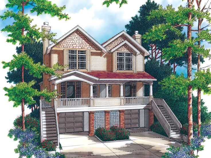 Plan 034m 0011 Find Unique House Plans Home Plans And