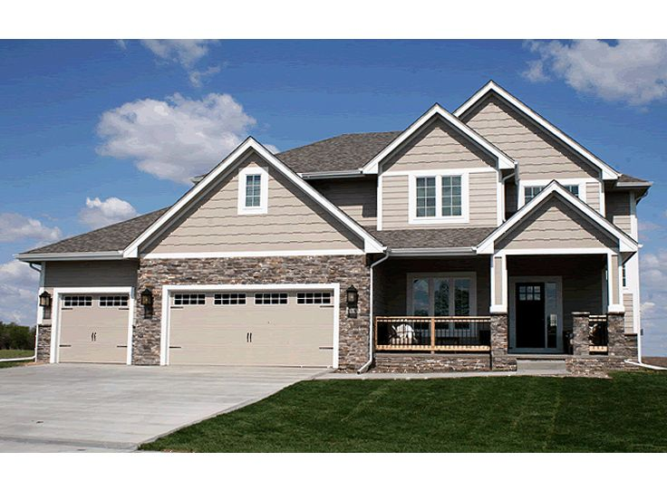 Plan 031h 0208 find unique house plans home plans and for Two story craftsman homes
