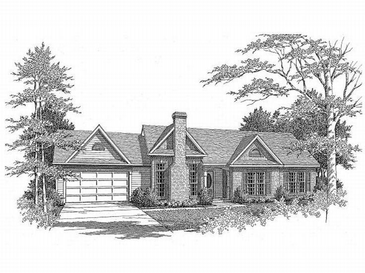 Affordable Home Plan, 019H-0059