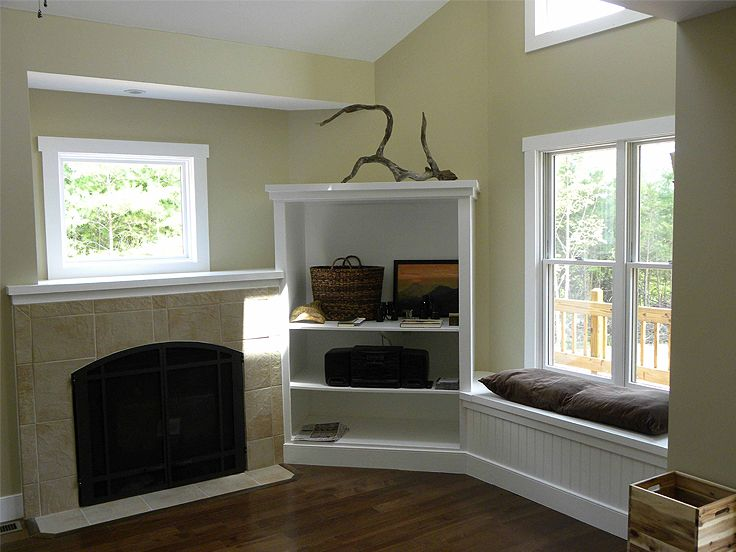 Great Room Photo, 010H-0016