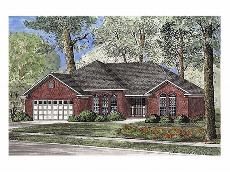 Affordable Home Plan, 025H-0126