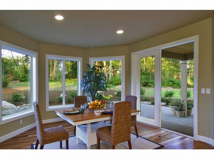 Breakfast Nook Photo, 035H-0029
