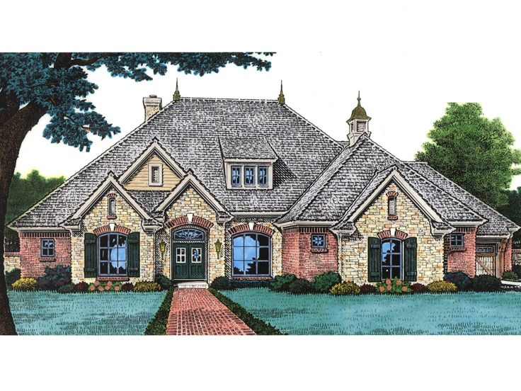 Stunning Unique European House Plans Ideas Home Building
