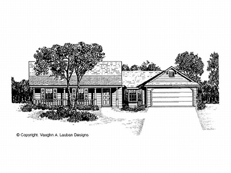 Small House Plan, 004H-0021