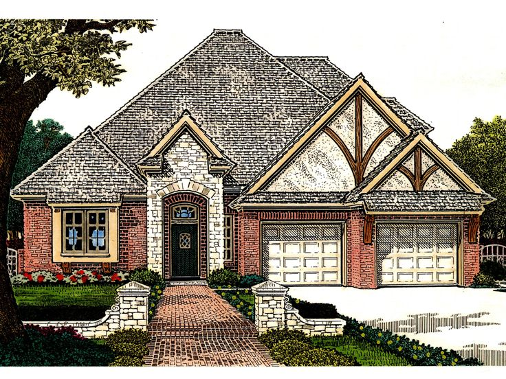 Plan 002h 0111 find unique house plans home plans and for Unique european house plans