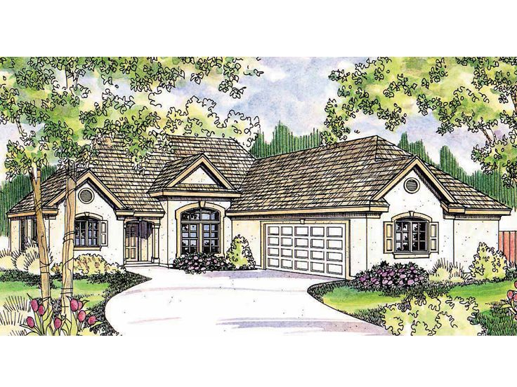 Affordable house plans affordable florida home plan for Sunbelt house plans