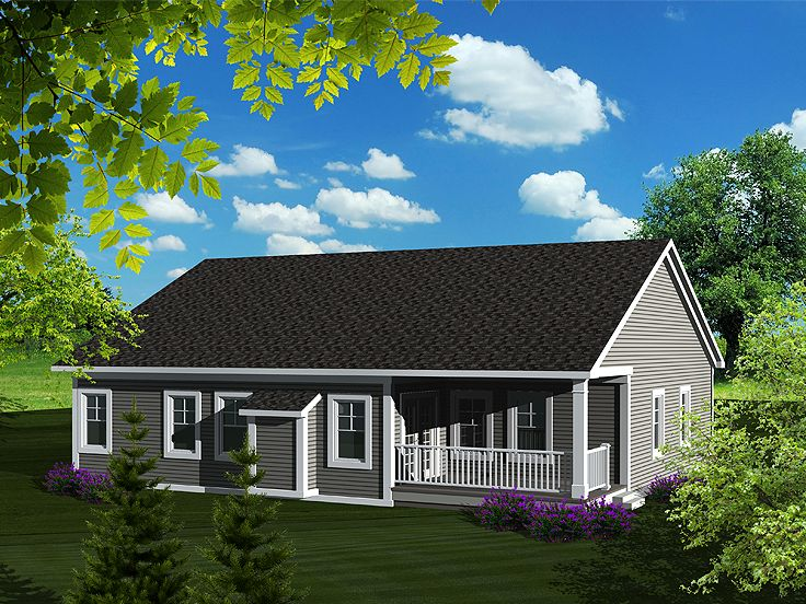 Affordable house plans affordable traditional ranch home for Cheap ranch house plans