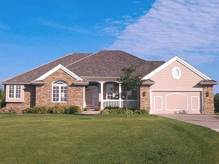 Traditional House Plan, 031H-0059