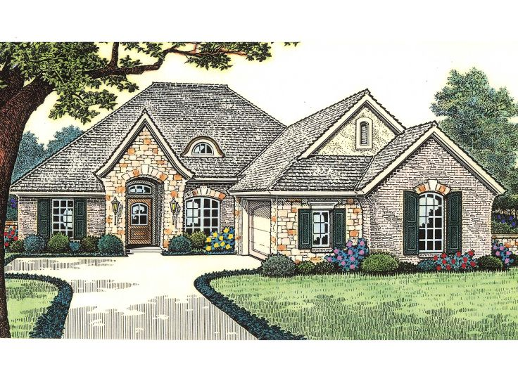 European House Plans | The House Plan Shop