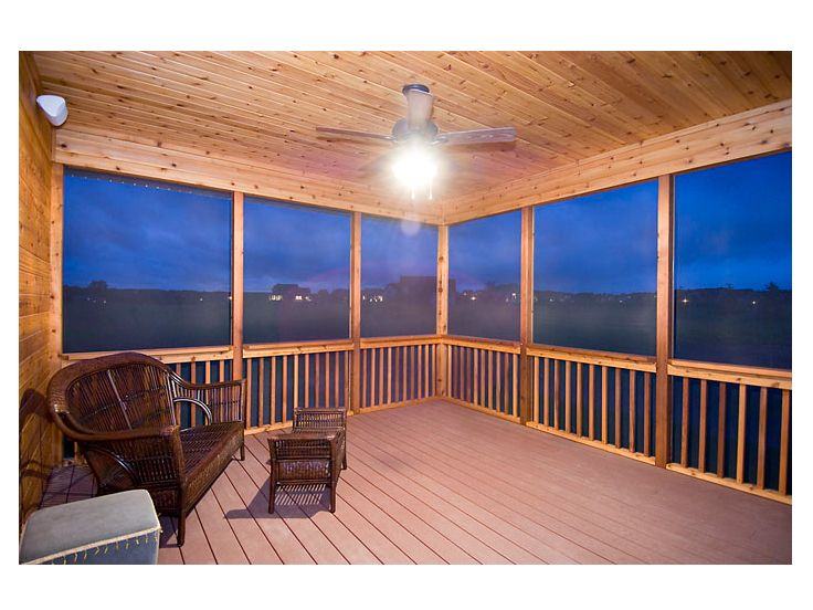 Screened Porch, 023H-0095