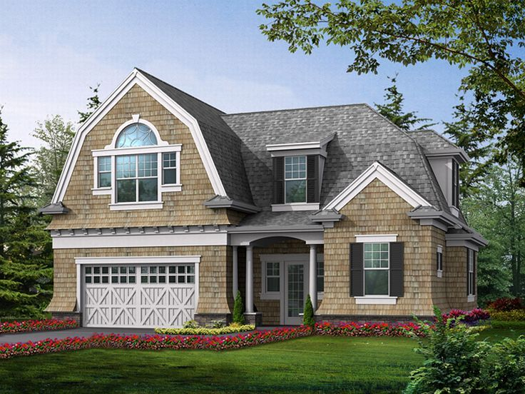 Carrige House Plan, 035G-0001