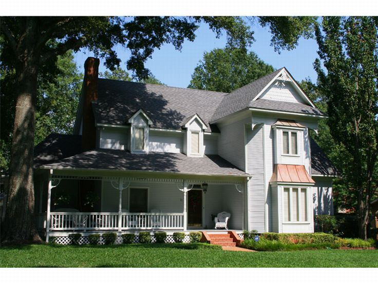 Victorian House Photo, 021H-0174