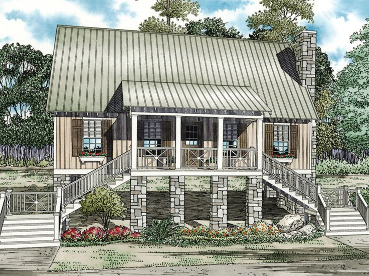 Small House Plan, 025H-0157