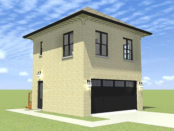 Carriage house plans unique carriage house plan 052g for Garage apartment plans modern