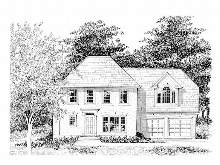 Affordable House Plan, 007H-0023